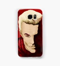 SPIKE from Buffy The Vampire Slayer Samsung Galaxy Case/Skin