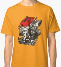 Honda S2000 F20C Engine Classic T-Shirt