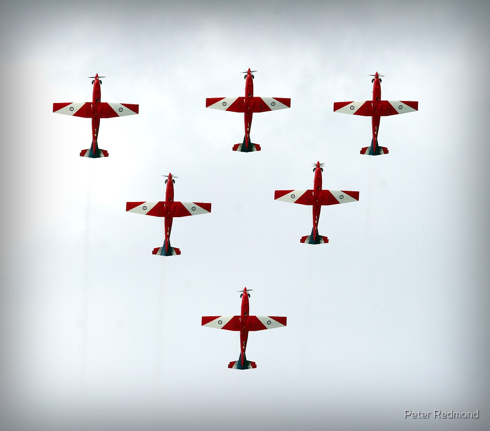 Roulettes by Peter Redmond