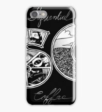 Sequentian Coffee  iPhone Case/Skin