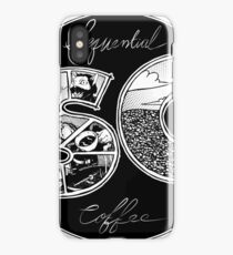 Sequentian Coffee  iPhone Case