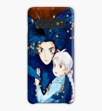 Howl's Moving Castle - Howl & Sophie Case/Skin for Samsung Galaxy
