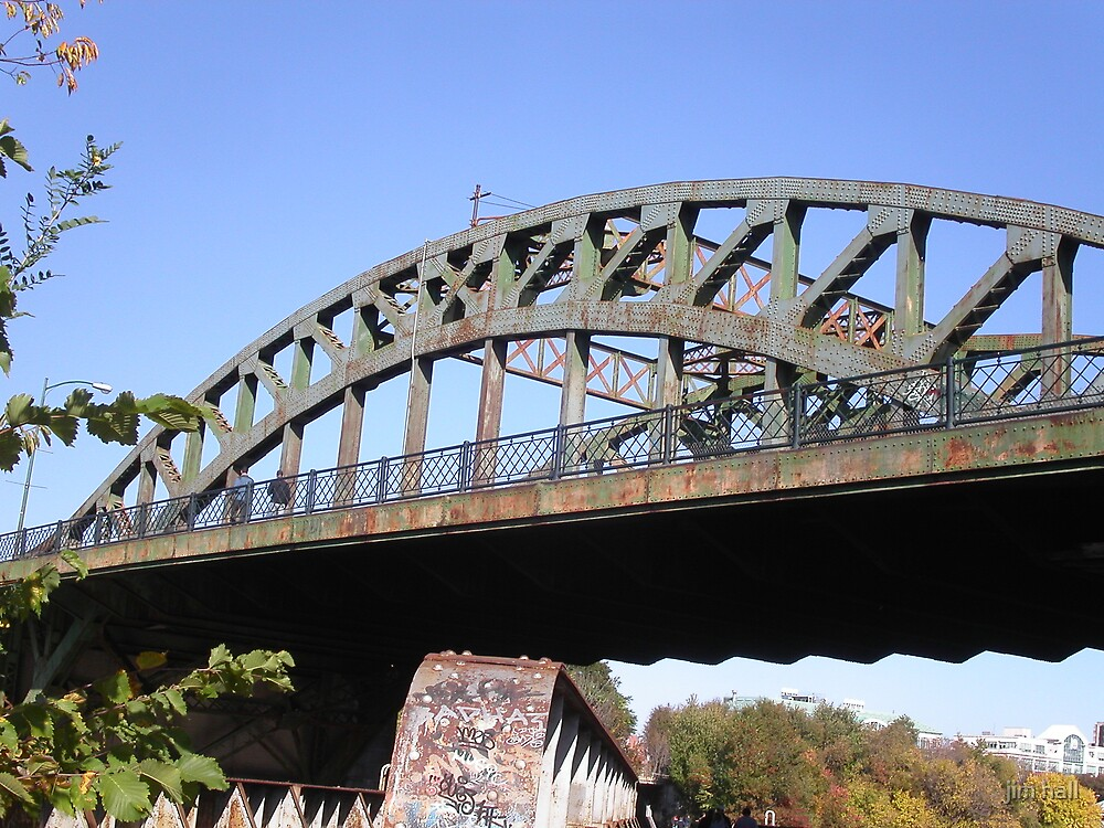 Bridge View by jim hall