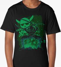 The Triple Sword Long T-Shirt