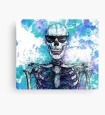 Cool Skull 01 Metal Print