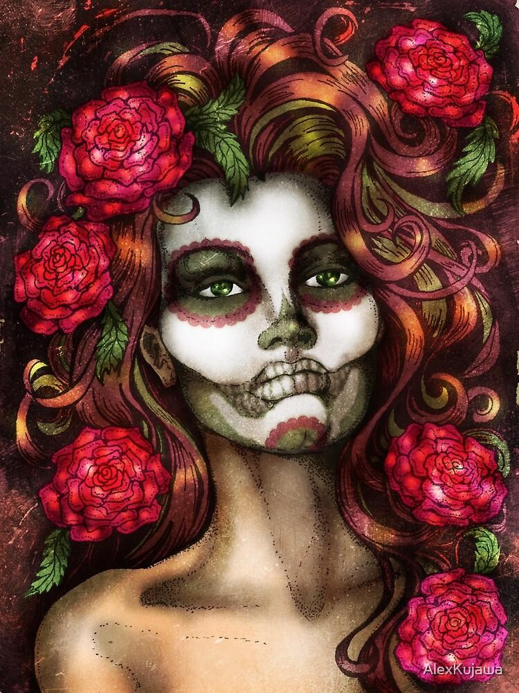 Victoria Rose by AlexKujawa