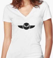 Gnosis Women's Fitted V-Neck T-Shirt