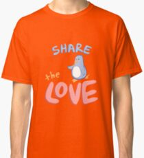 Share the Love Classic T-Shirt