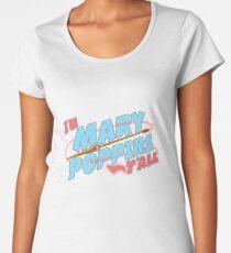Yondu Mary Poppins Women's Premium T-Shirt
