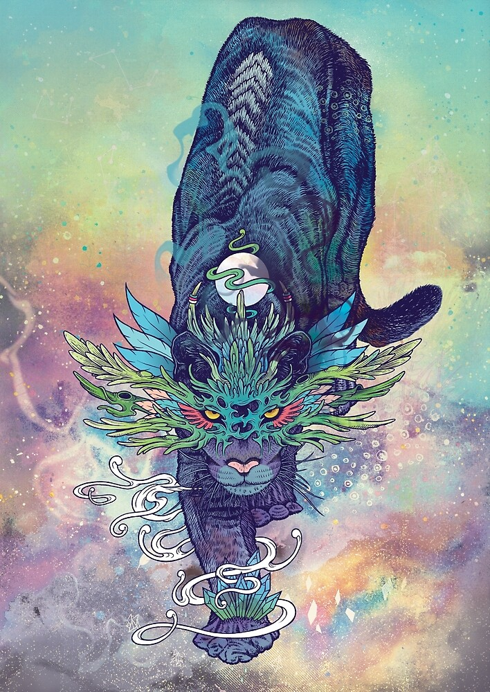Spectral Cat by MatMiller