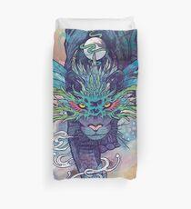 Spectral Cat Duvet Cover