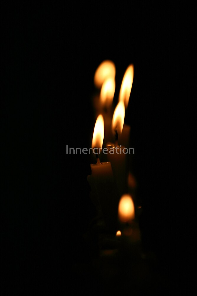 We light up the world by Innercreation