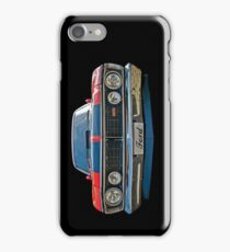 Red Falcon XY GTHO Falcon iPhone Case/Skin
