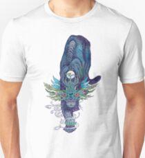 Spectral Cat Slim Fit T-Shirt