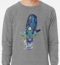 Spectral Cat Lightweight Sweatshirt