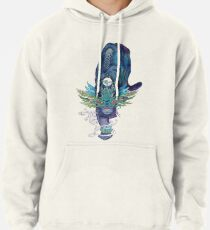 Spectral Cat Pullover Hoodie