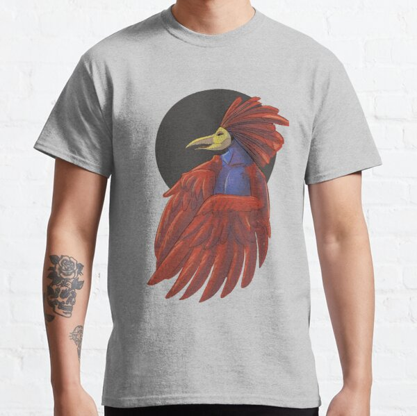 Gallo with mask Classic T-Shirt