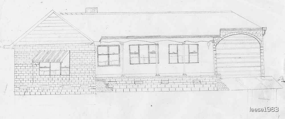 My family home by leese1983