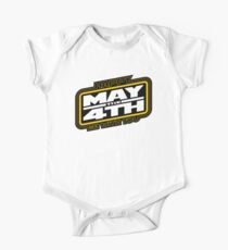 Happy May 4th V2 Kids Clothes