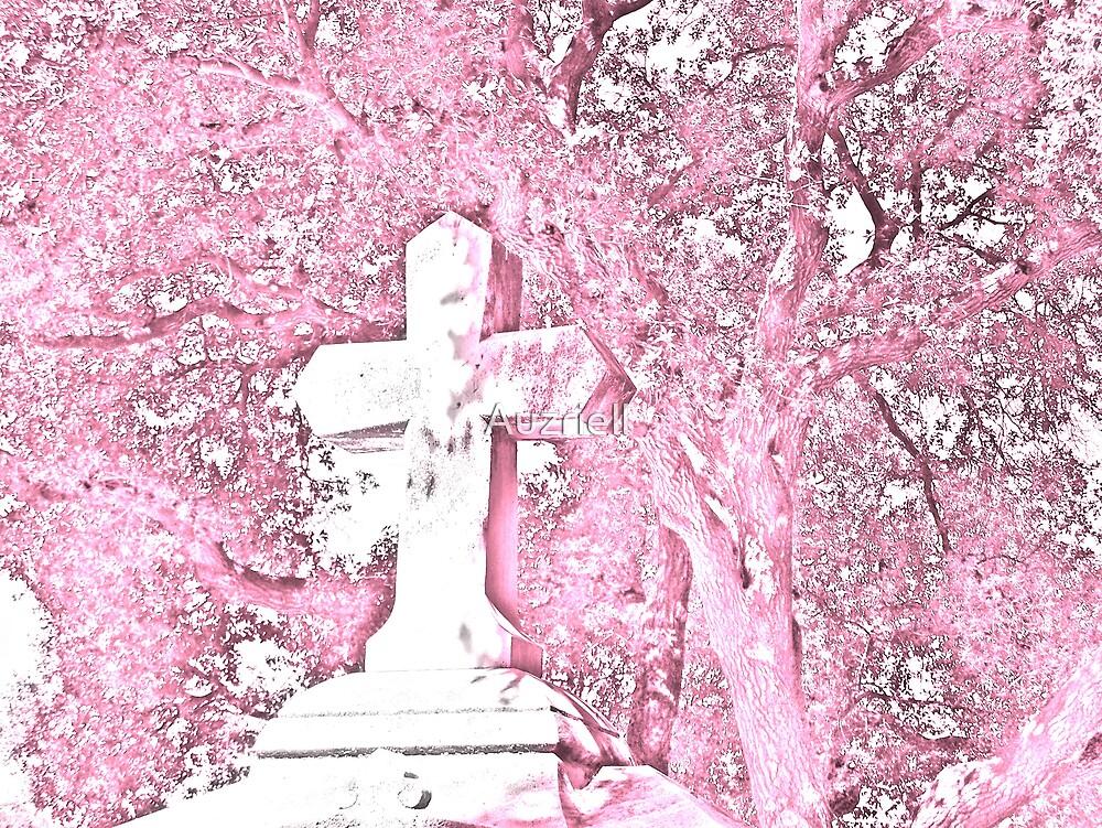 Mauve Cross by Auzriell