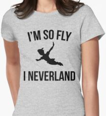I'm So Fly Women's Fitted T-Shirt