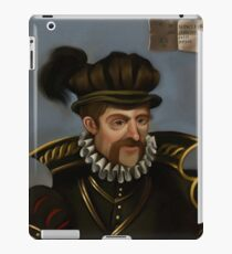 Henry de Sainct Didier iPad Case/Skin
