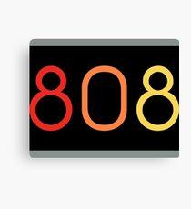 808 DRUM 2.0 Canvas Print