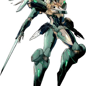 Zone of the Enders - Jehuty by nasty138