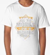 Mechanical engineering Long T-Shirt