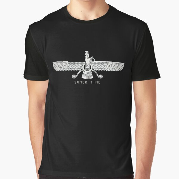 Sumer Time Graphic T-Shirt
