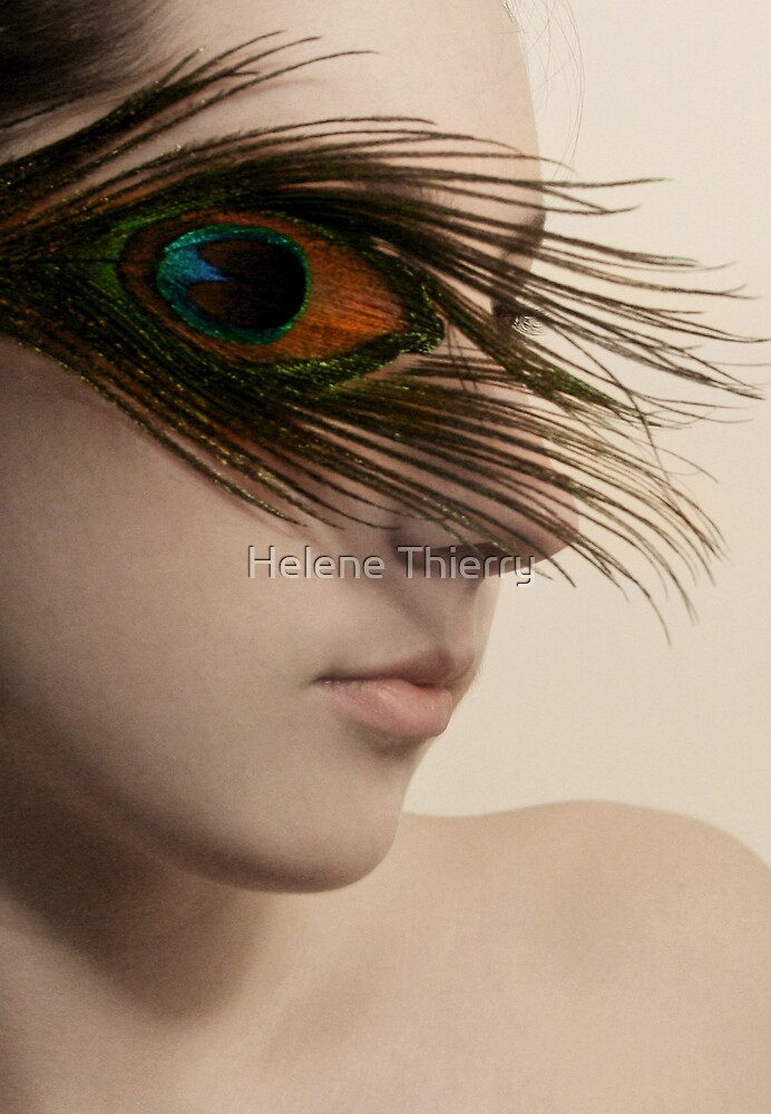 Feather by Helene Thierry