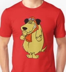 Muttley, Wacky Races, Retro  Unisex T-Shirt