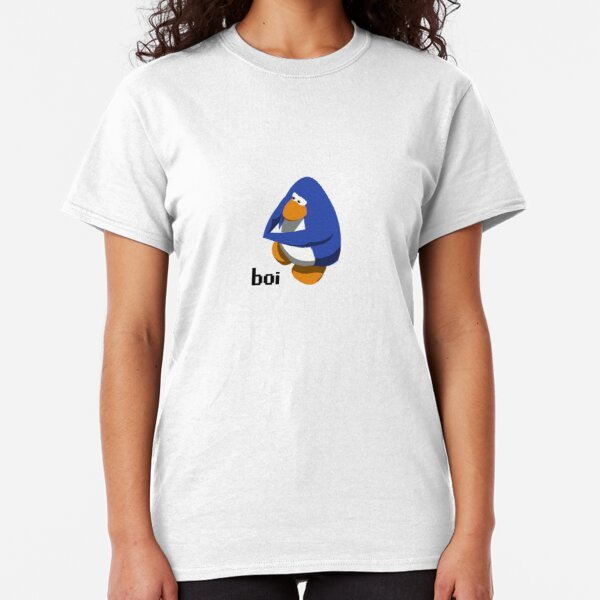 Club Penguin BOI Classic T-Shirt