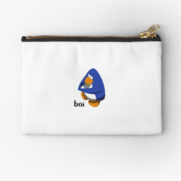 Club Penguin BOI Zipper Pouch