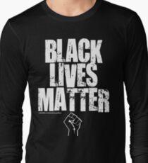 BLACK LIVES MATTER TOO Long Sleeve T-Shirt