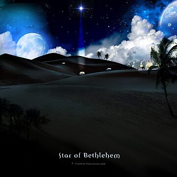 C.E. Star of Bethlehem Art by galet09