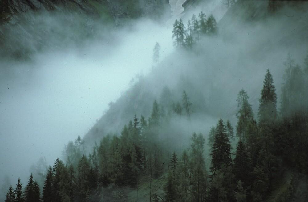 Low lying clouds ... by bertspix