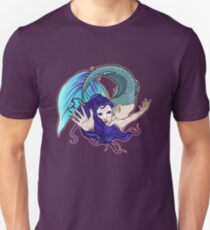 Maiden of the Sea - Mermaid Unisex T-Shirt