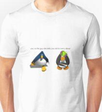 You Vs The Guy - Club Penguin Edition Unisex T-Shirt
