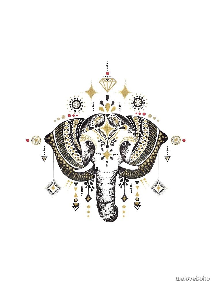Bohemian Elephant de weloveboho