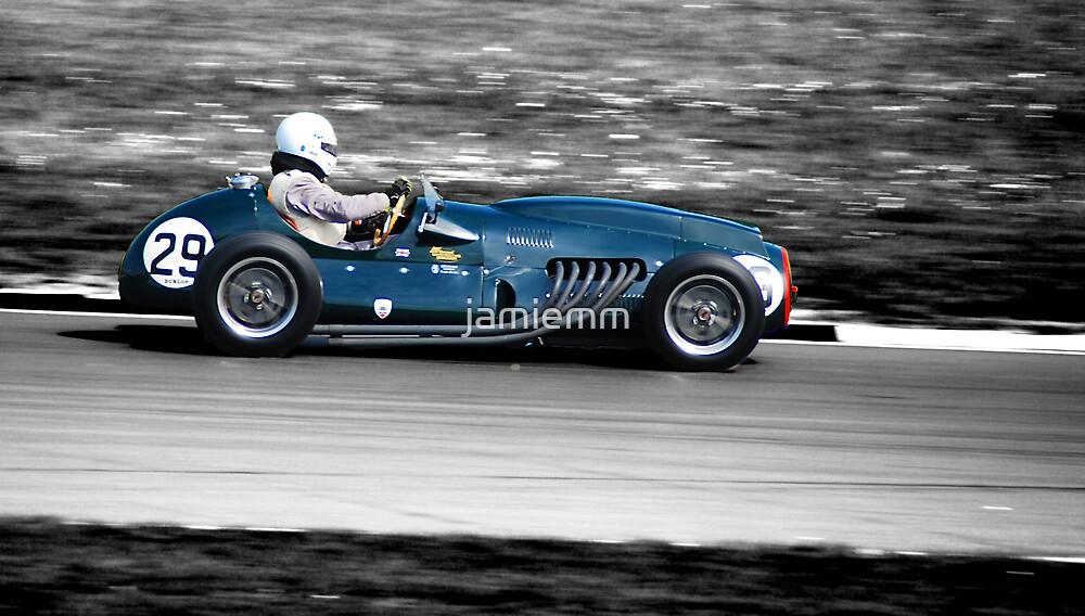 Classic car by jamiemm