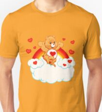 Care Bears Tenderheart bear, retro, 80s, vintage T-Shirt