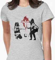 Order of Phoenix Womens Fitted T-Shirt