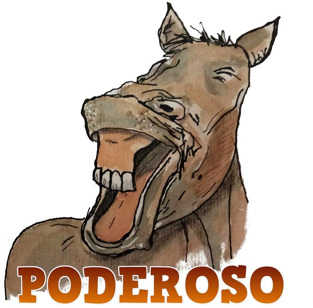 «Powerful Horse» de laramaktub
