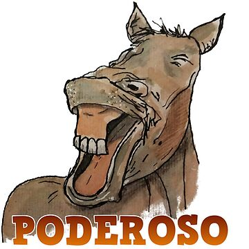 Powerful Horse de laramaktub