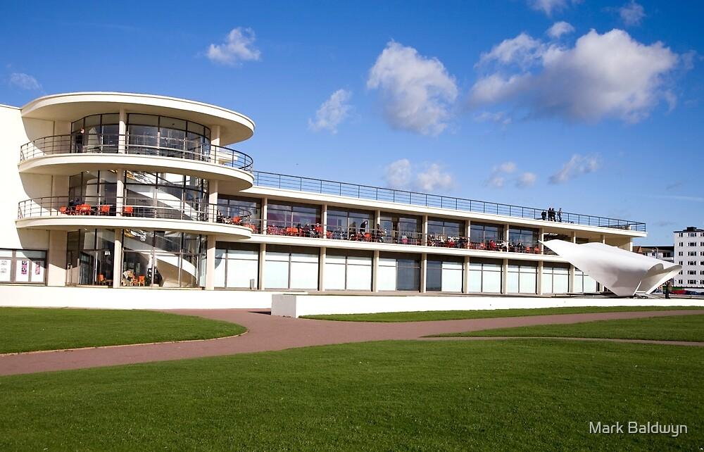 De La Warr Pavilion, Bexhill by Mark Baldwyn