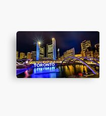 City Hall Canvas Print