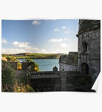St Mawes Castle, Cornwall Poster