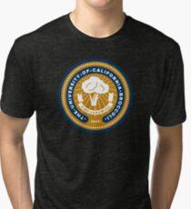 Official UC Broccoli Seal Tri-blend T-Shirt