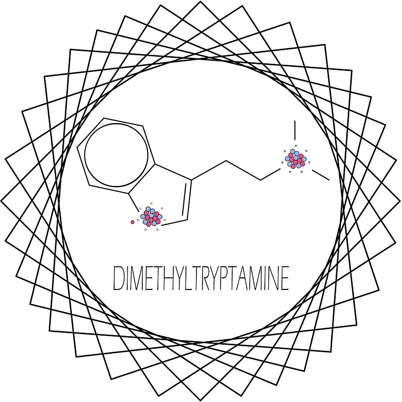 dmt molecule atomic design by freebasethreads redbubble Atomic Burpee dmt molecule atomic design by freebasethreads redbubble